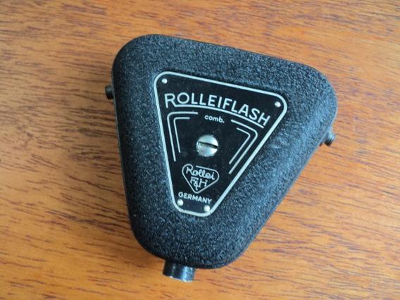 Peça Para Flash Rollei Flash Para Camera Antiga