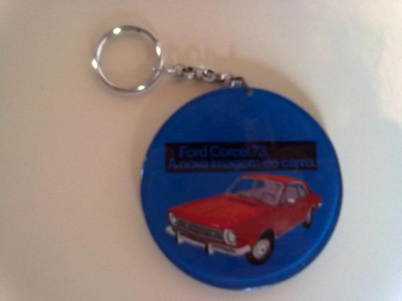 Chaveiro Do Lançamento Do Ford Corcel I 1973