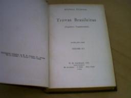 Trovas Brasileiras - Afrânio Peixoto - 1944, Bem Conservado