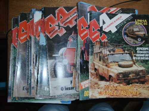 Revistas 4x4 E Pickup