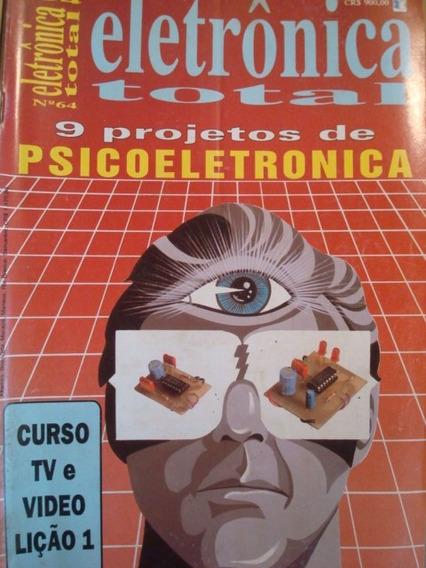 Revista Eletronica Total. No. 64 Janeiro De 1994