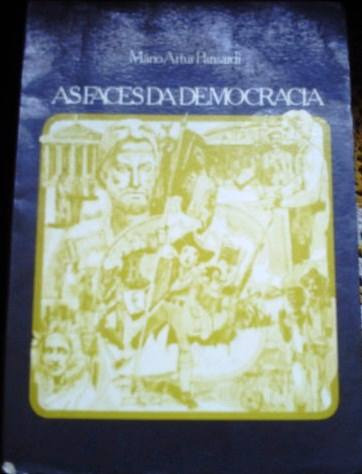 As Faces Da Democracia, De Mário Artur Pansardi