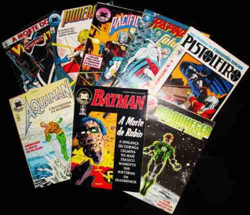 Dc Especial - Revistas Raras Da Década De 1980/90!