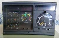 Painel Scania 113 Com Tacografo Vdo Instrumentos Original