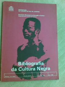 Livro - Bibliografia Da Cultura Negra. Volume 1 - Paginas 1