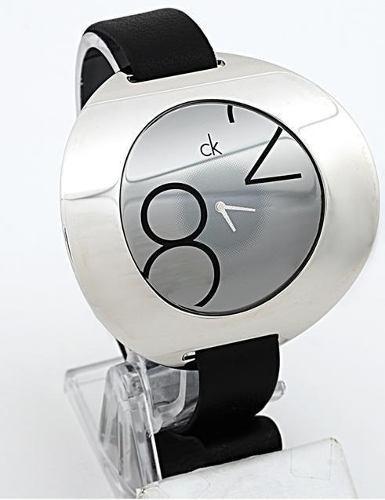 Relógio Suíço Calvin Klein Cromado K3723902