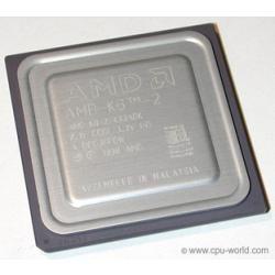 Processador Cpu Amd K6-2 500 Mhz Soquete 7 Amd-k6-2/500afx