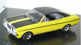 Gm Opel Rekord Commodore 1:18 Pai Do Opala Coupê Ss