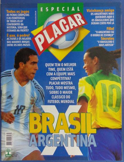 Brasil X Argentina, Revista Placar 2005