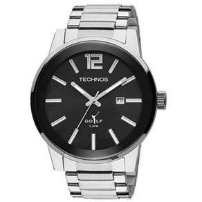 Relógio Technos Masculino Classic Golf Em Aço 2115tu/1p