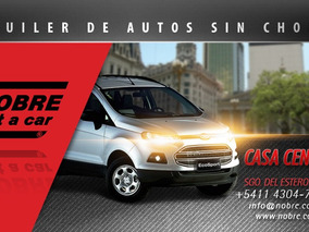 Alquiler De Auto Sin Chofer Rent A Car Capital Buenos Aires