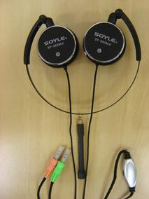 Fones De Ouvido Headphone Free Style Folding - Soyle Sy-063m