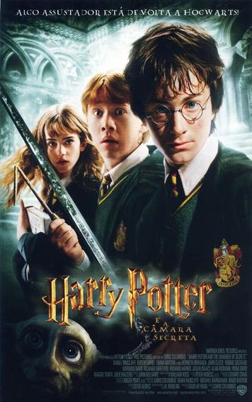 Poster Peq. (imp. Couche A3) De Harry Potter E A Câmara...v3