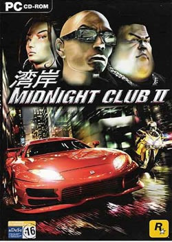 Pc Midnight Club 2 - Original - Novo- Lacrado