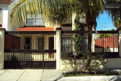 Casa Para Vacacionistas En Cancún