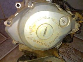 Tampa Do Motor De Ybr 125 K