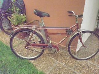 Antigua Bicicleta Caloi