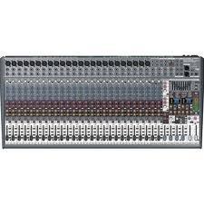 Mesa Eurodesk Sx 3242 Fx Mixer Com Efeitos Behringer