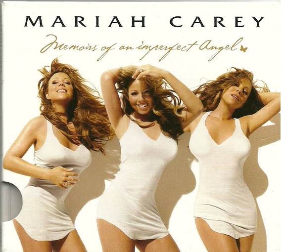 Mariah Carey Memoirs Of On Imperfect Angel Digpac