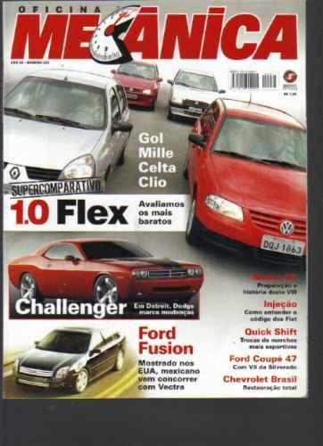 Revista Oficina Mecânica Nº 233-ano 20- 1.0 Flex-sisal Ed