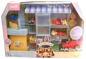 Supermercado Shopping Barbie Happy Family ! Novo !
