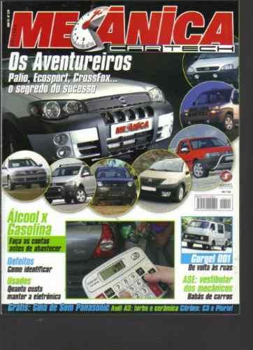 Revista Oficina Mecânica Nº 220-ano 19-os Aventureiros-sisal