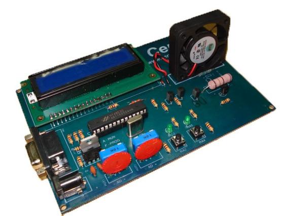 Kit Microcontrolador Cerne Fuzzy