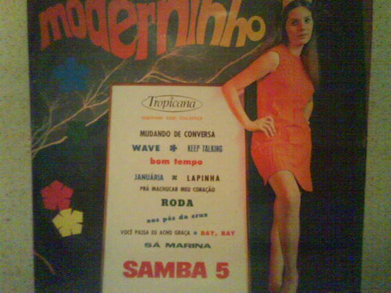 Lp Samba 5 - Moderninho