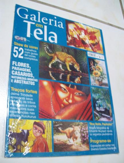 Revista: Galeria Em Tela Nº 67 - Jaime Trindade - Lacrada