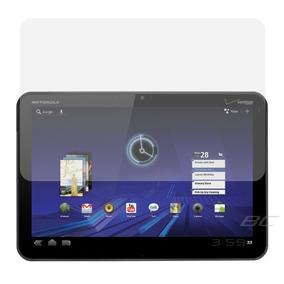 Pelicula Protetora Motorola Xoom Em Material 4h Transparente