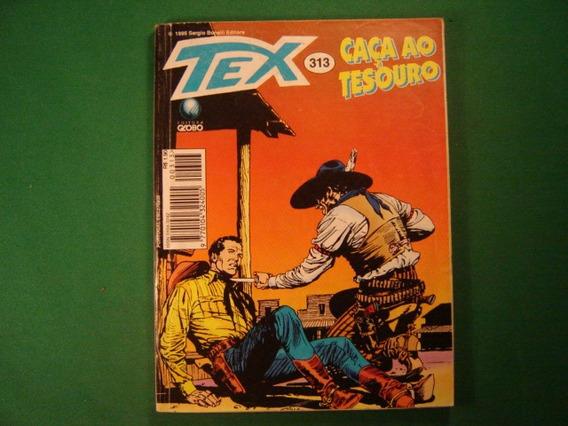 Tex - 313 - Caça Ao Tesouro