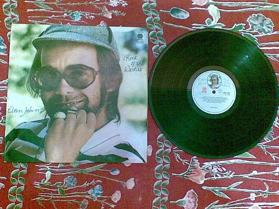 Lp Elton John - Rock Of The Westies