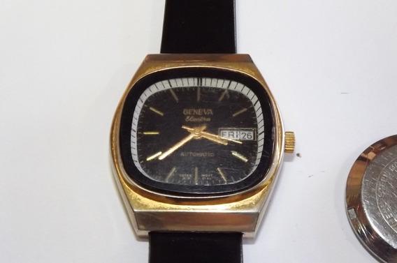 Relógio - Geneva - Made In Japan - Automático - Vintage