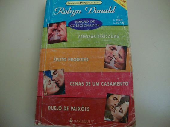 Livro Romances Edição De Colecionador