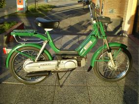 Ciclomotor Piaggio Bravo Okm 1976 Bansai Motos