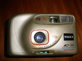 Câmera / Máquina Fotográfica Makica Md 90