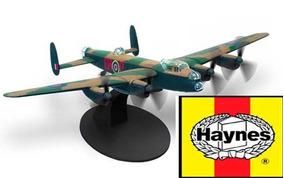 Avro Lancaster 1941 - 1:144 Corgi Haynes
