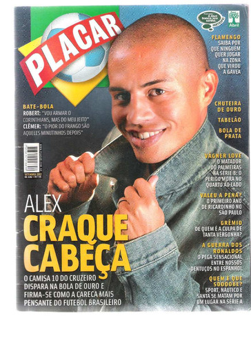 Revista Placar Edição N° 1262