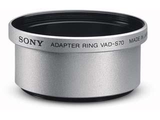 Anel Adaptador Sony Vad-s70 Dsc-s85 S75  Mvc-cd400 300 500