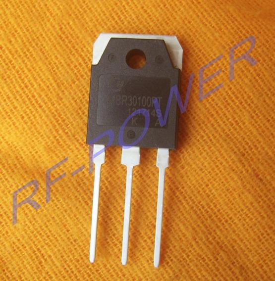 Lote 4 Peças Diodo Mbr30100pt Mbr30100 Schottky 30 A 100 V