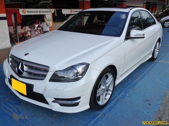 Mercedes Benz Clase C C250 Amg