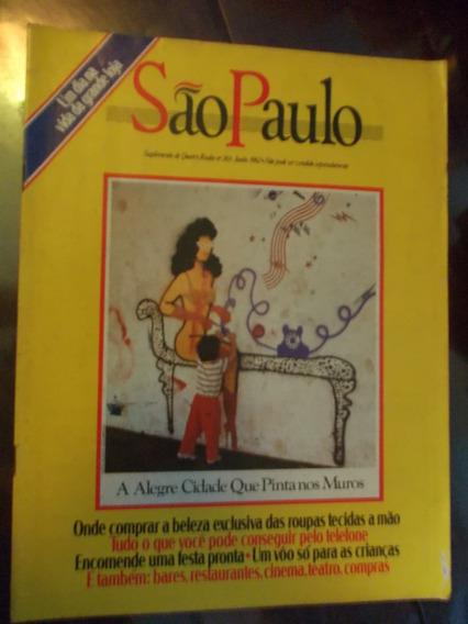 Suplemento Quatro Rodas - São Paulo - Junho 1982