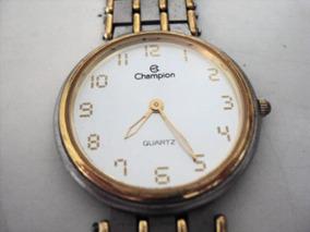 Relógio Champion Quartz