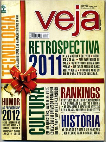 Veja Nº 2249 - 28 De Dezembro De 2011