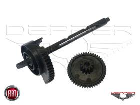 Kit Engrenagem Corpo De Borboleta / Tbi Palio Siena 1.8 8v