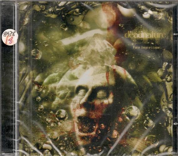 Deadnature - Pure Impressions Lacrado