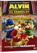 Alvin E Os Esquilos Coleção 3 Filmes