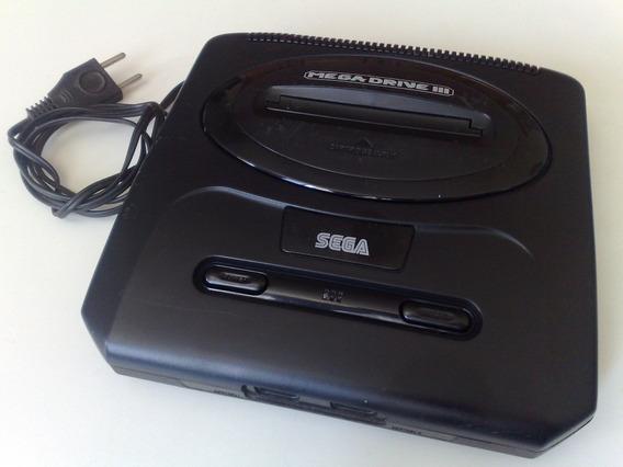 Mega Drive3 Com 1 Controles E 1 Jogo A Escolha