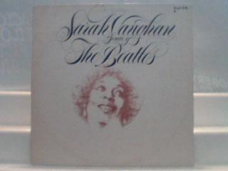 Lp Sarah Vaughan Songs Of The Beatles 1981