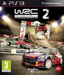 Jogo Wrc 2 Fia World Rally Championship Lacrado Para Ps3